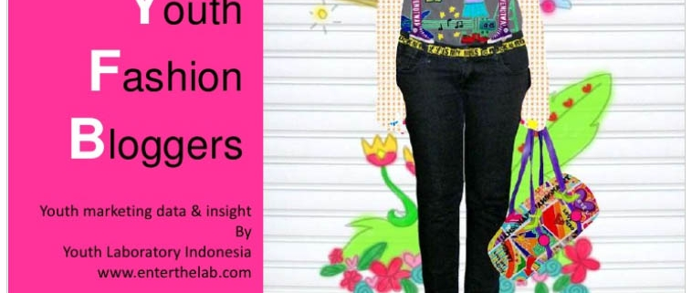 Indonesian youth fashion bloggers