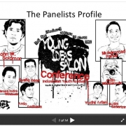 Panelists Profile - The 2nd Young Ideas Salon