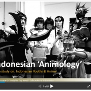 Indonesian animology: Trends on youth anime community
