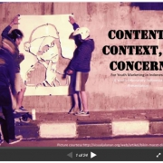 Content, context & concern for youth marketing in Indonesia