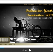 Indonesian Youth Trendsetters 2013