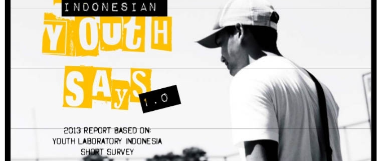 What Indonesian Youth Says 1.0