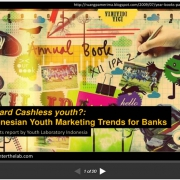 Indonesian youth marketing trends for banks