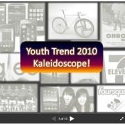 Indonesian youth trend 2010 Kaleidoscope
